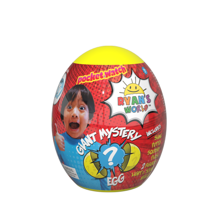 "Get it at <a href=""https://www.walmart.com/ip/Ryan-s-World-Giant-Mystery-Egg/355860246"" target=""_blank"">Walmart</a>, $40.&nbs"