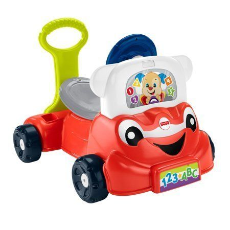 "Get it at <a href=""https://www.walmart.com/ip/Fisher-Price-Laugh-Learn-3-in-1-Smart-Car/745197800"" target=""_blank"">Walmart</a"