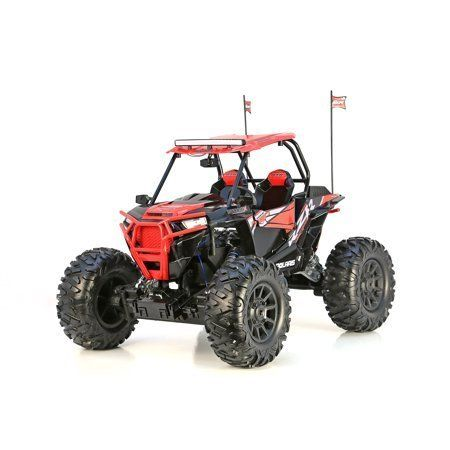 "Get it at <a href=""https://www.walmart.com/ip/New-Bright-RC-1-5-Scale-Radio-Control-Polaris-RZR-ATV-Red/832626154"" target=""_b"