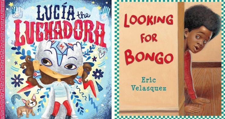 We gathered children's books to read in honor of Hispanic Heritage Month (and year-round, of course).