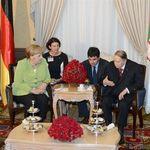 Abdelaziz Bouteflika a reçu Angela