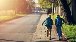 Children Exposed To 60% Of Pollution Intake On School Run, Study