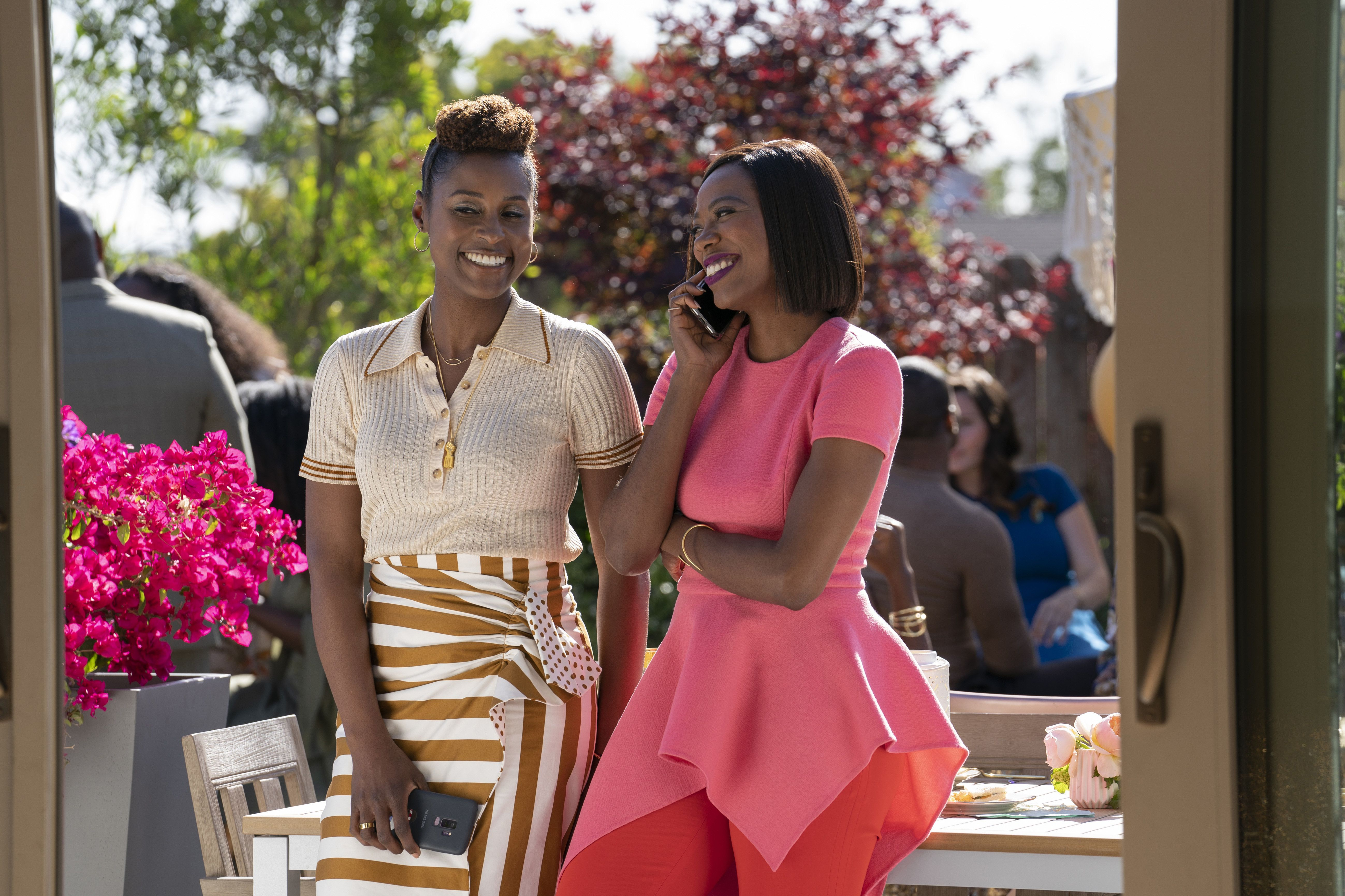 The Latest Episode Of 'Insecure' May Be The Messiest