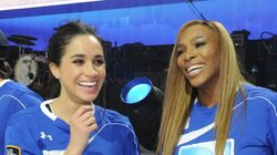 Serena Williams Writes Sweet Note To Meghan Markle Praising Her New
