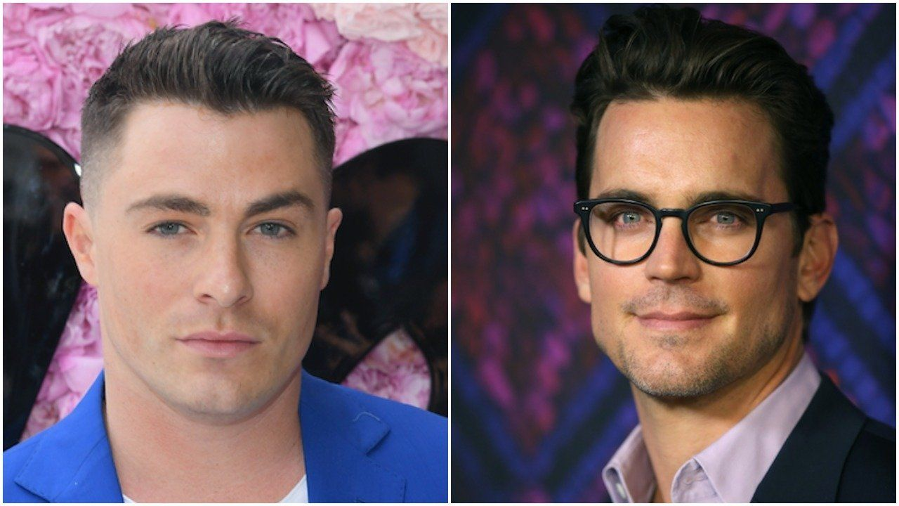 Colton Haynes Says Matt Bomer 'Has My Vote' To Play