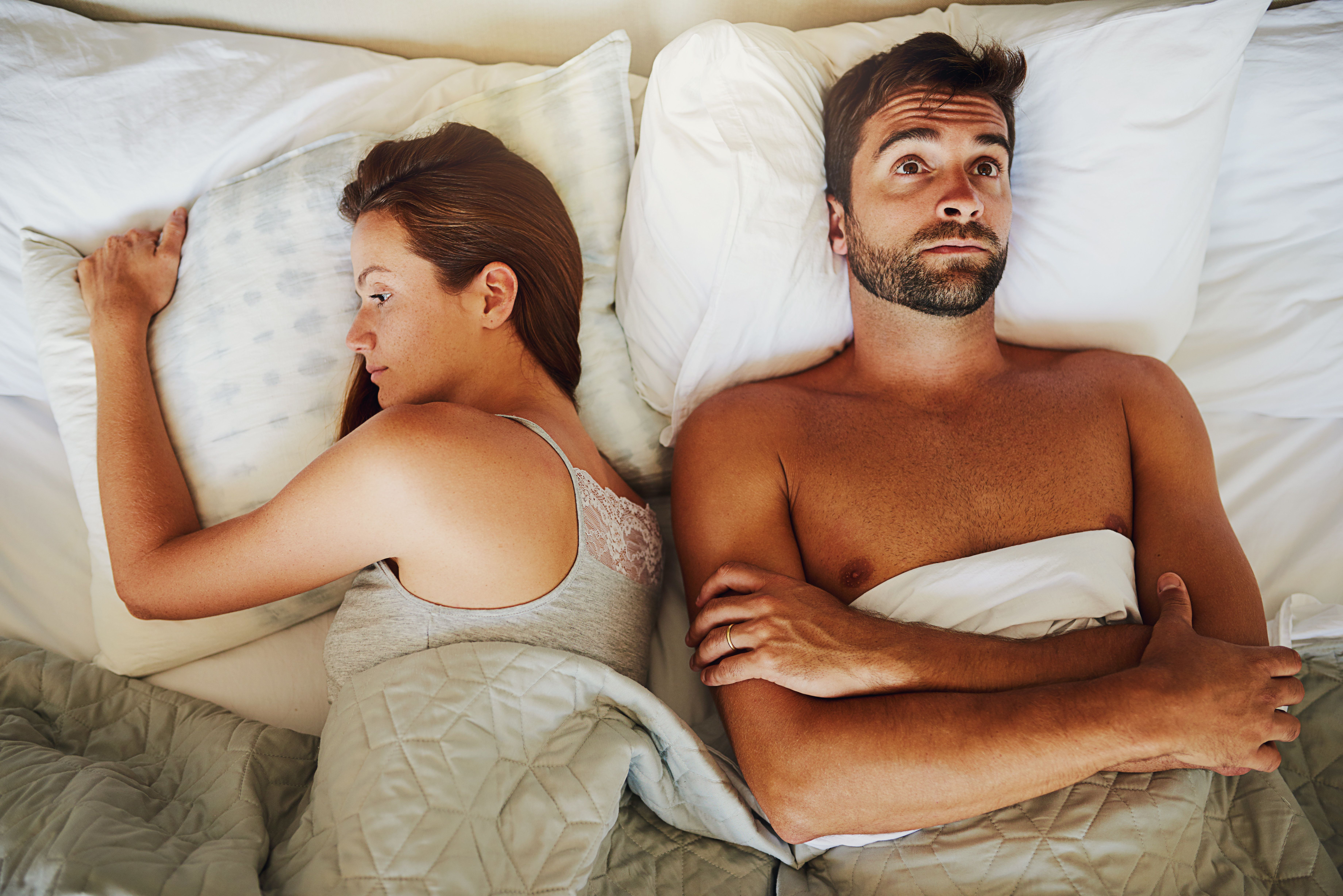 """Are different <a href=""""https://www.huffingtonpost.com/topic/sex"""">sex</a> drives in a <a href=""""https://www.huffingtonpost.com/section/relationships"""">relationship</a> a deal breaker? Experts say they don't have to be."""