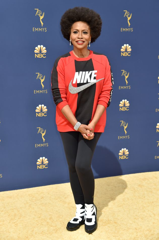 def34e9c47e15 Jennifer Lewis attends the 70th Emmy Awards at Microsoft Theater on  September 17,