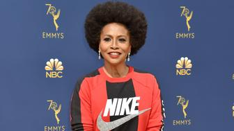 LOS ANGELES, CA - SEPTEMBER 17: Jennifer Lewis attends the 70th Emmy Awards at Microsoft Theater on September 17, 2018 in Los Angeles, California.  (Photo by Jeff Kravitz/FilmMagic)