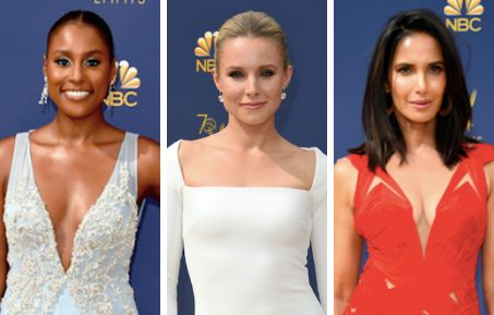 All The Looks Worth Seeing From The 2018 Emmys Red