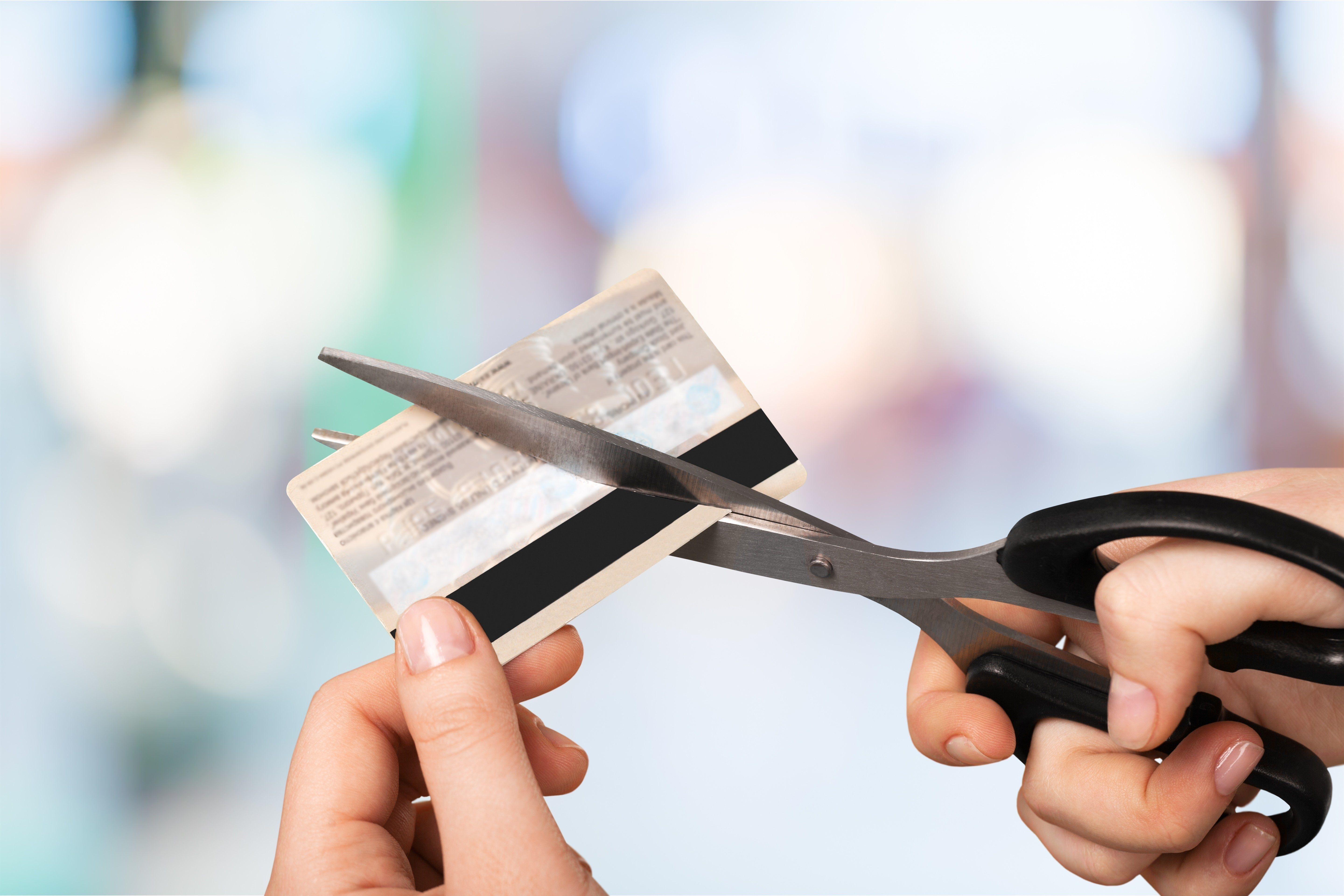Closing a credit card won't erase its history for seven to 10 years.