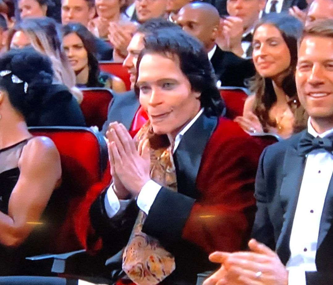 Yes, Teddy Perkins From 'Atlanta' Was Sitting Front Row At The