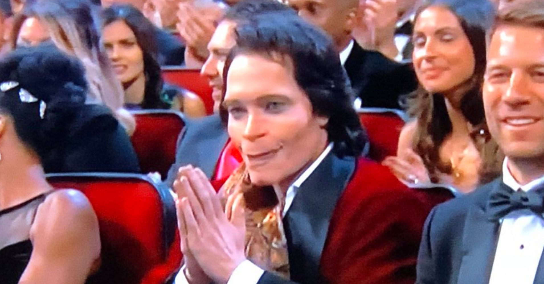 Yes, Teddy Perkins From 'Atlanta' Was Sitting Front Row At The Emmys