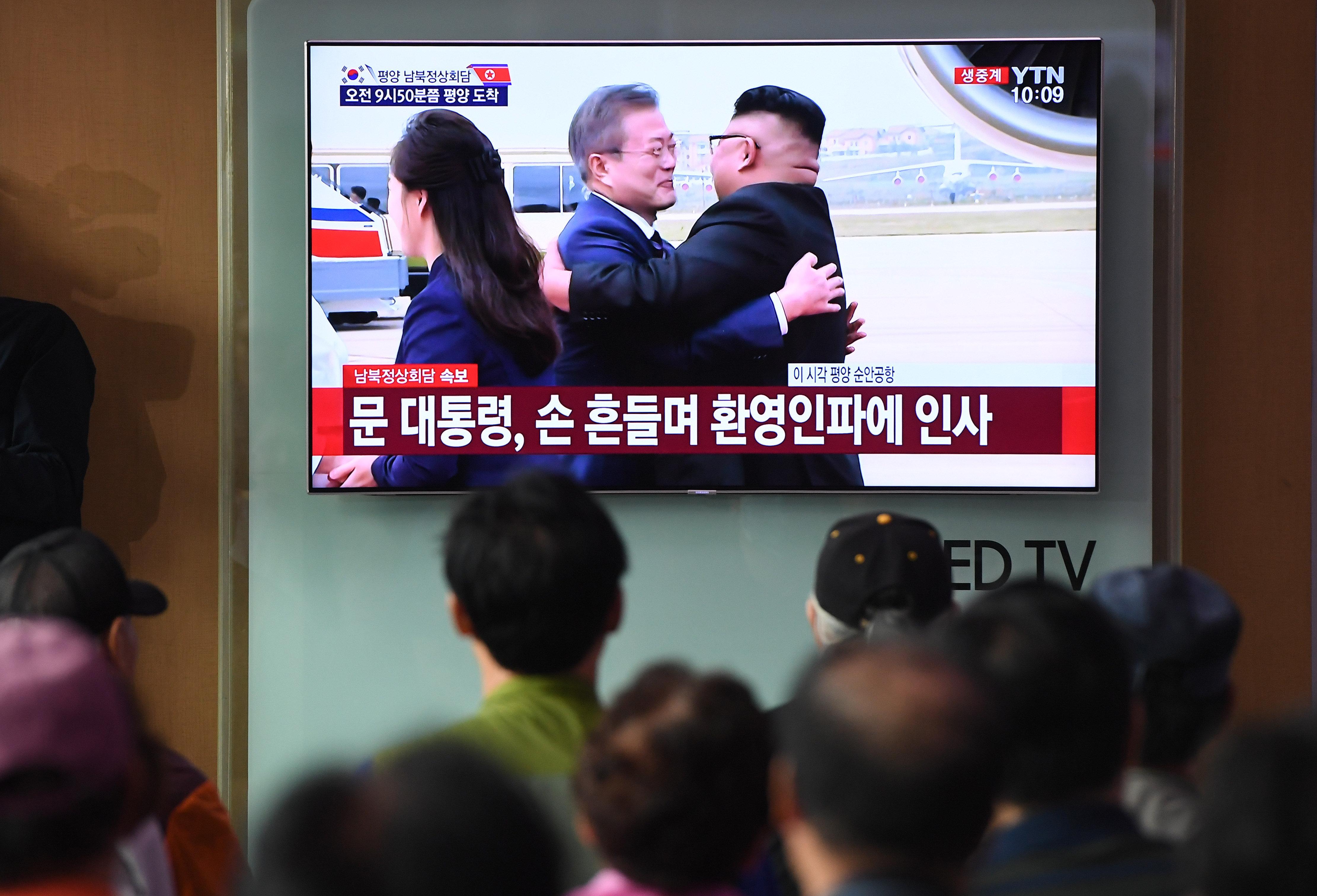 Nordkorea-Gipfel: Moon trifft Kim –um was es in den Gesprächen