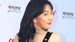 강지영 측이 인스타그램에 올린 '팝콘 사진 논란'에 대해 밝힌