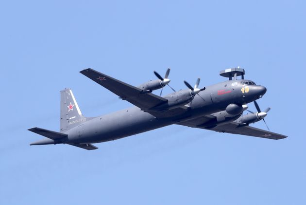 Ρωσικό κατασκοπευτικό αεροσκάφος με 14μελες πλήρωμα «χάθηκε» από το ραντάρ ενώ πετούσε κοντά στη