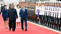 Ο Νοτιοκορεάτης πρόεδρος Μουν Τζε-ιν στην Πιονγκγιάνγκ για την 3η συνάντηση κορυφής με τον Κιμ