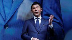 Ο Ιάπωνας δισεκατομμυριούχος Γιουσάκα Μαεζάβα ο πρώτος διαστημικός τουρίστας της SpaceX στη