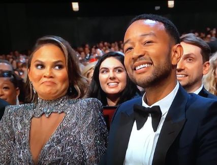 Chrissy Teigen Ducking Out Of A Shot Deserves An Emmy For Funniest