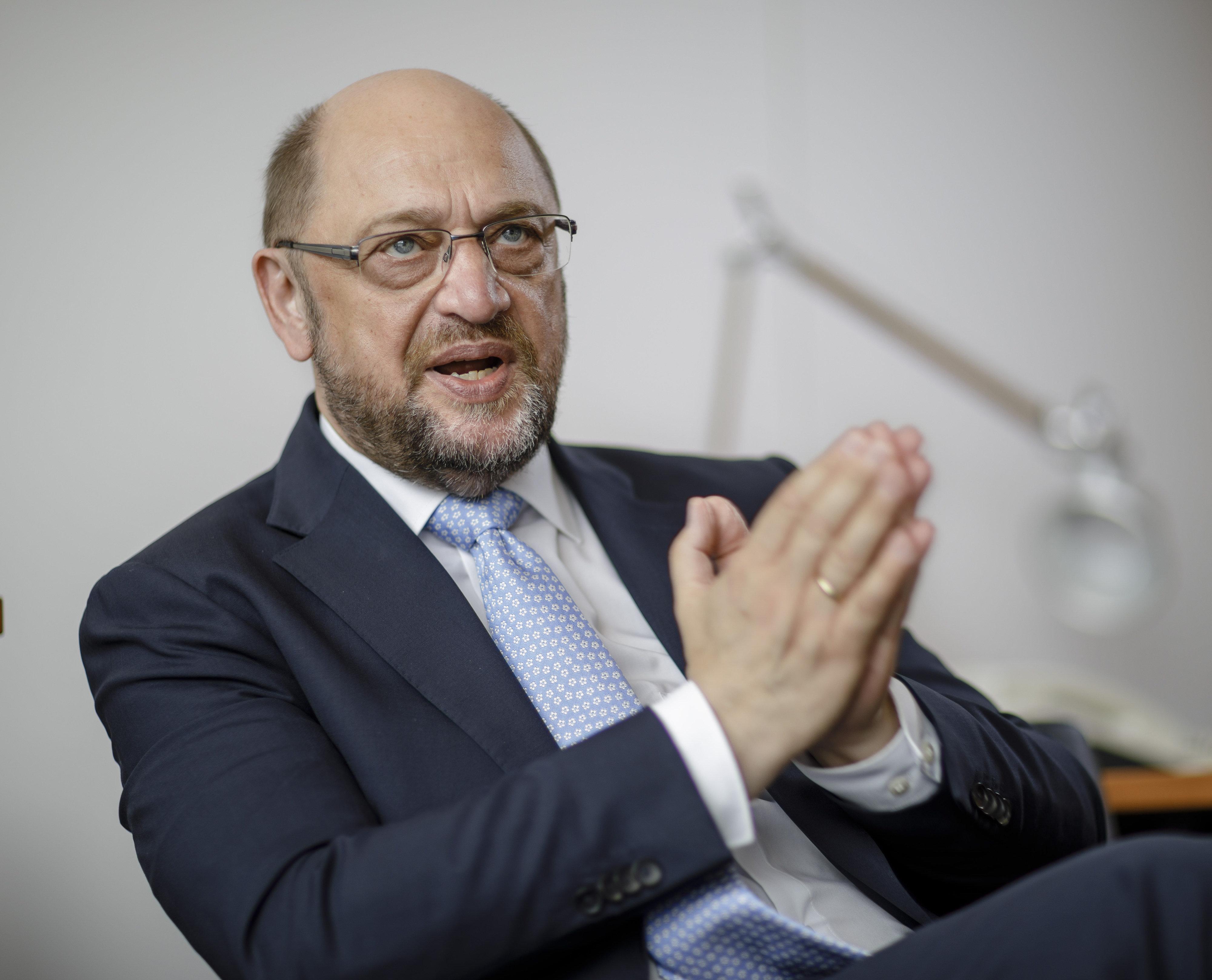 Martin Schulz: Seehofer wird nach der Bayern-Wahl nicht mehr Innenminister