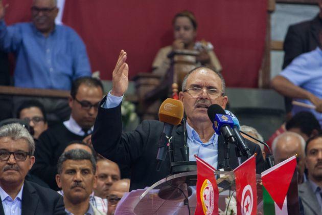 Noureddine Taboubi menacé d'assassinat? Le ministère de l'Intérieur affirme ne pas être au