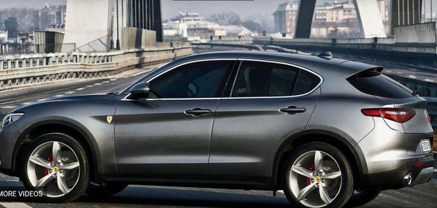 Αποκαλυπτήρια από τη Ferrari: Μοντέλο SUV και
