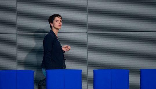 Ex-AfD-Chefin Petry bietet Wagenknechts Sammlungsbewegung ihre Unterstützung