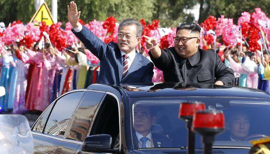 Troisième sommet intercoréen: le leader sud-coréen acclamé à