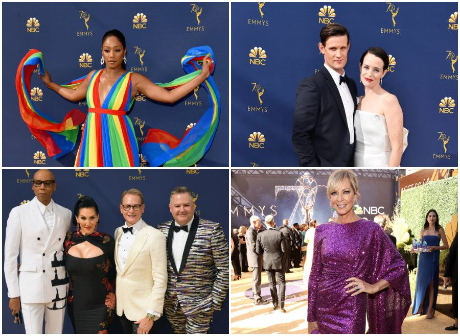 SHOWSTOPPERS: All The Pictures You Need To See From The Emmys Red