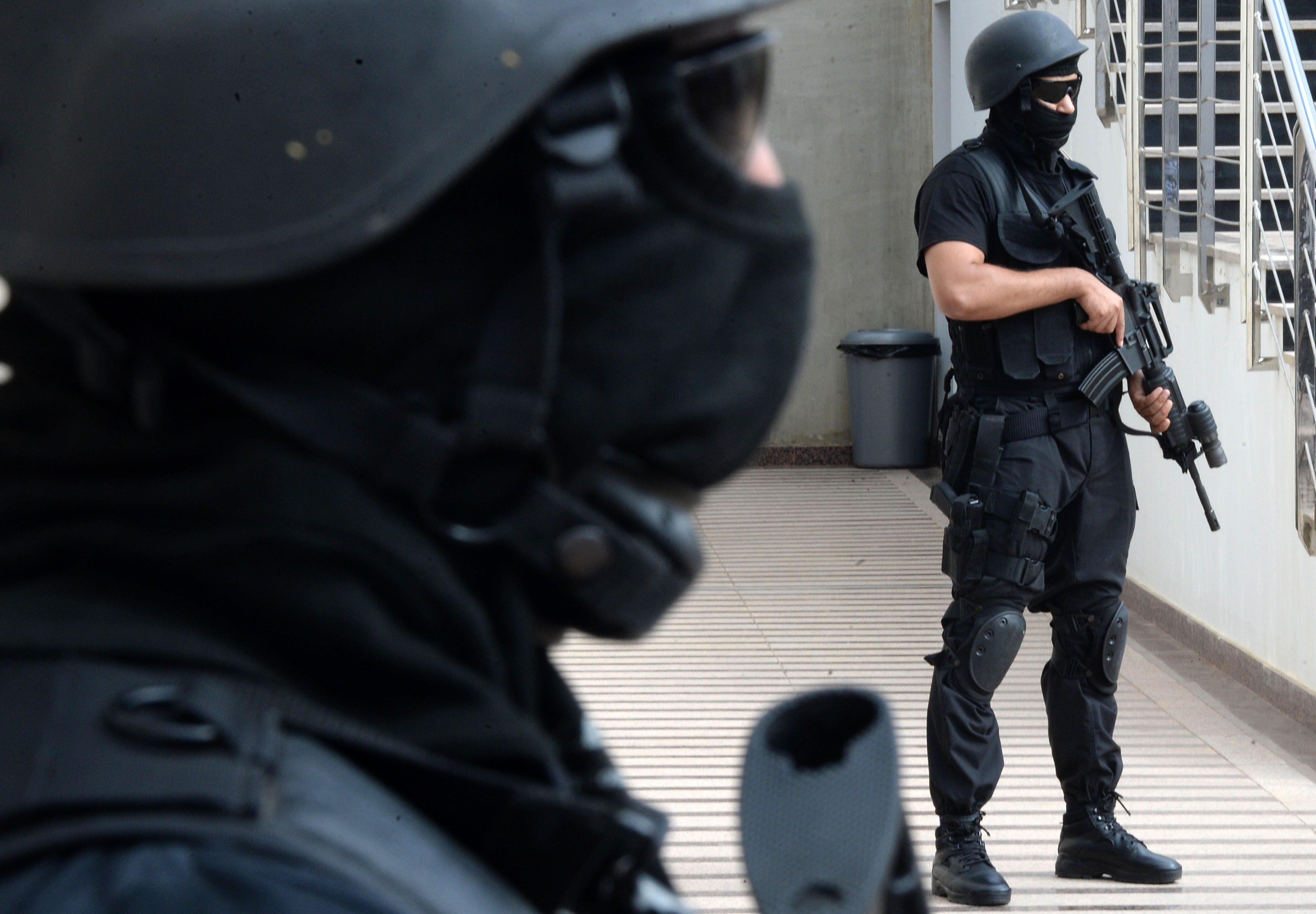 Terrorisme: 12 personnes arrêtées à Tanger et