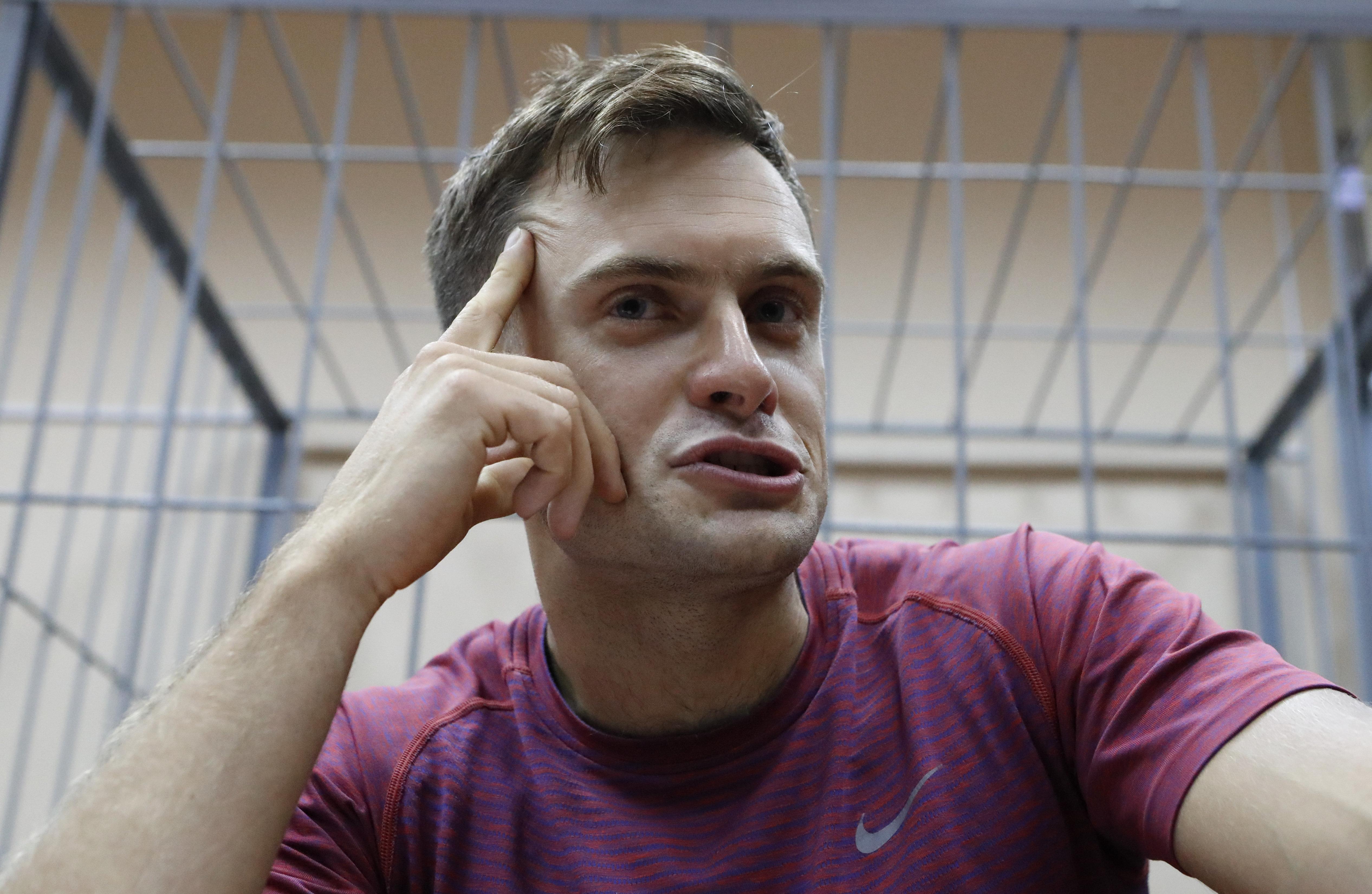 Pussy Riot's Pyotr Verzilov Probably Poisoned, German Doctor