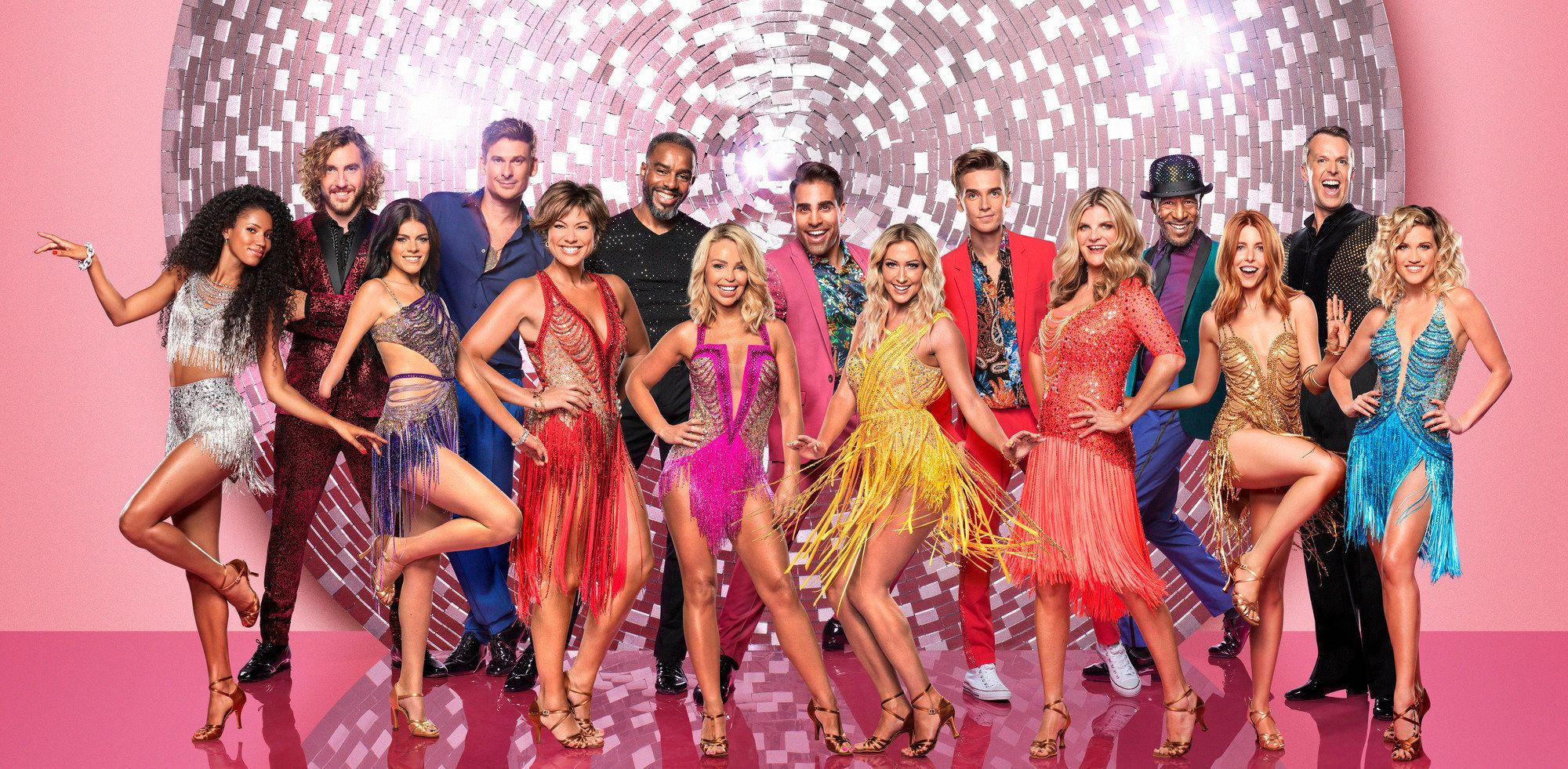 Here Are The Songs And Dances The 'Strictly' Stars Will Be Performing As The Competition Kicks Off