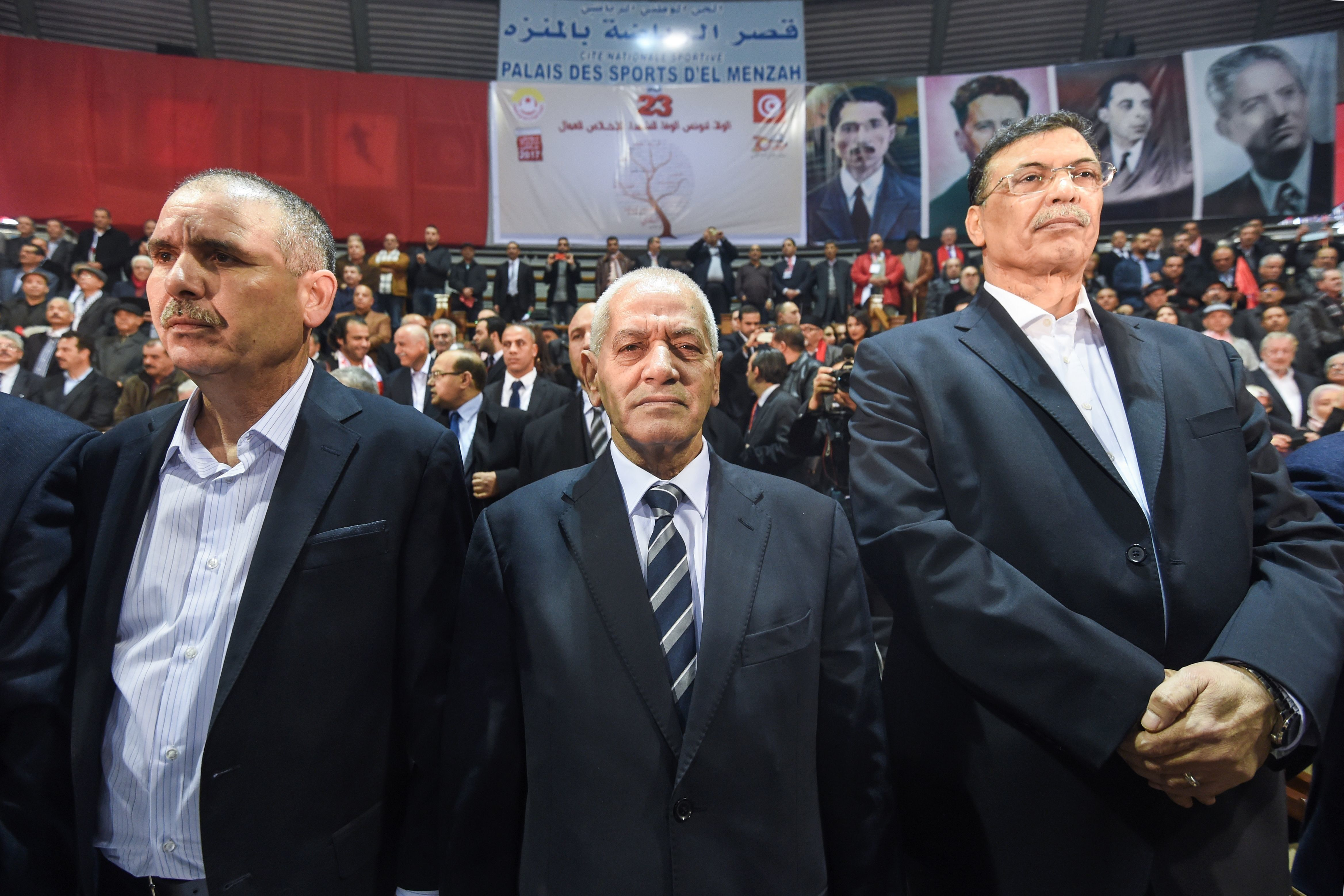 Noureddine Taboubi menacé d'assassinat? Le secrétaire général adjoint de l'UGTT Bouali Mbarki fait le