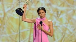 'SO BLESSED.' Thandie Newton's Excitement At Winning Her First Emmy Was Too