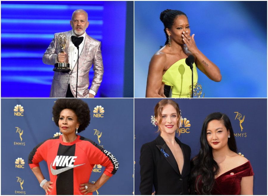 JUST DO IT: 9 Political Statements From This Year's Emmy