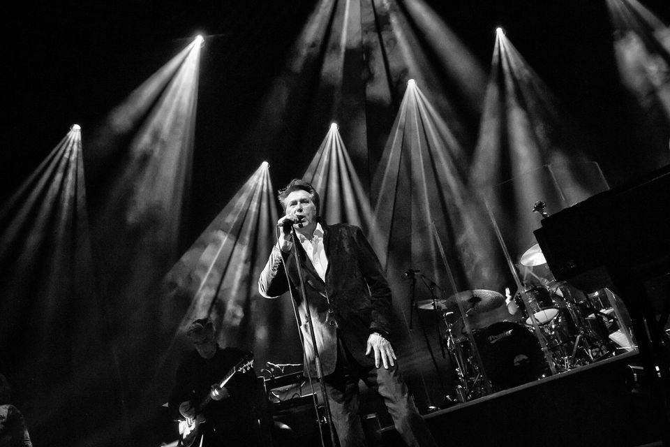 Ο Bryan Ferry και η σκοτεινή μα και τόσο ποθητή ματαιότητα του