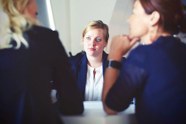 Auf die eigene Sprache achten, ist beim Bewerbungsgespräch