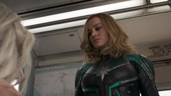 Brie Larson Takes Charge In Trailer For Marvel's First Woman-Led Film, 'Captain