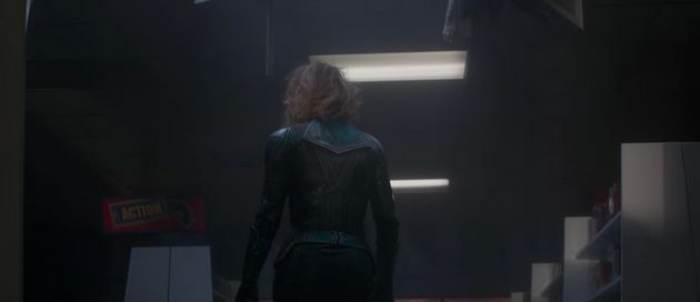 Our first glimpse of Brie