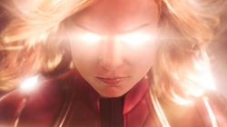 'Captain Marvel' Trailer Unleashes Brie Larson's Superhero Movie