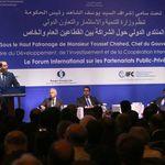 Forum International sur les PPP: Deux mémorandums d'entente signés et une aide financière de l'IFC pour