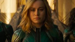 """""""Captain Marvel"""": la première bande-annonce enfin"""