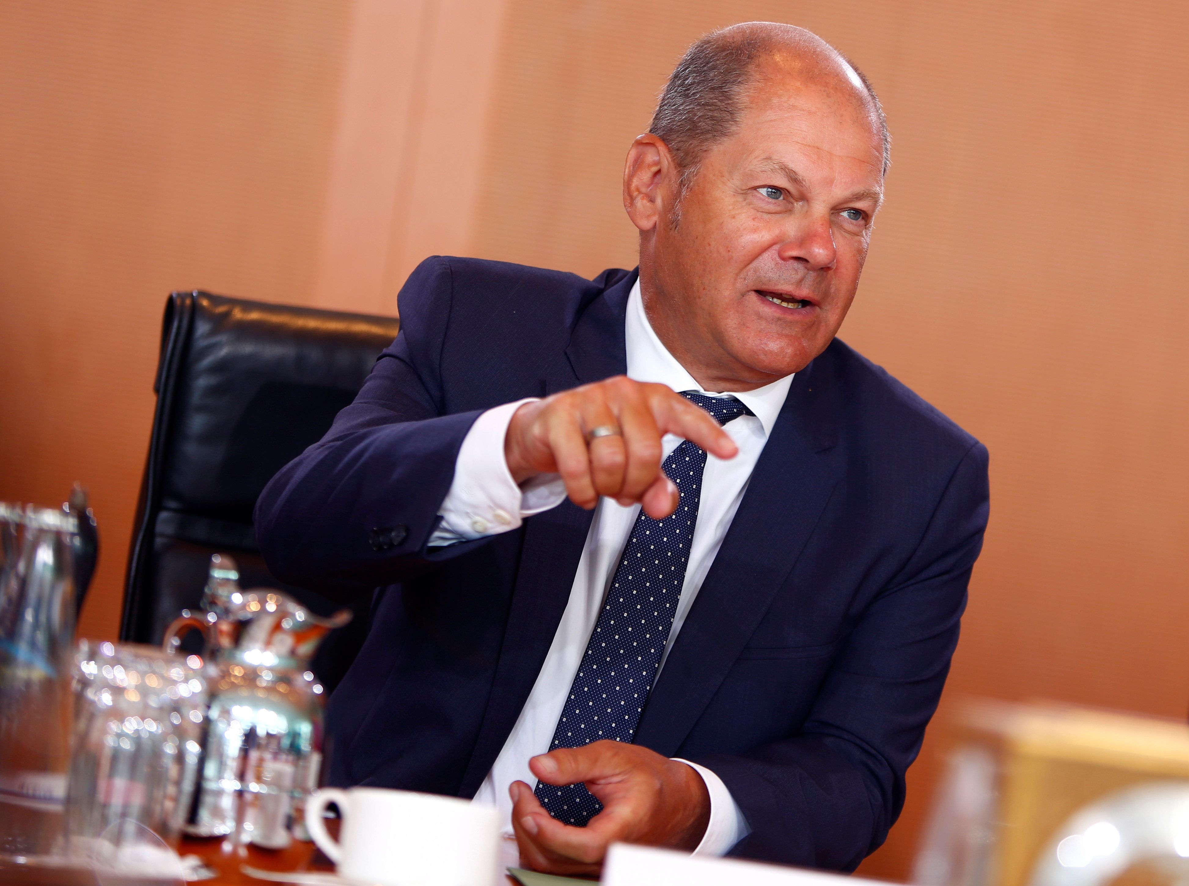Ο Γερμανός υπουργός Οικονομικών ονειρεύεται τραπεζική ένωση στην