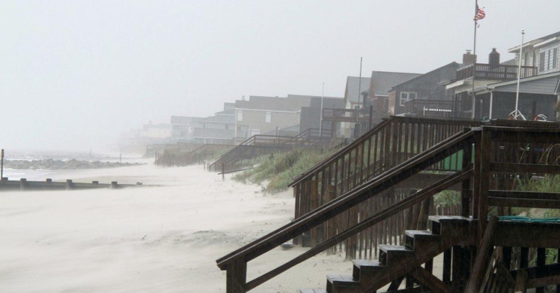 Hurricane Florence Threatens Property Ties In Caro...