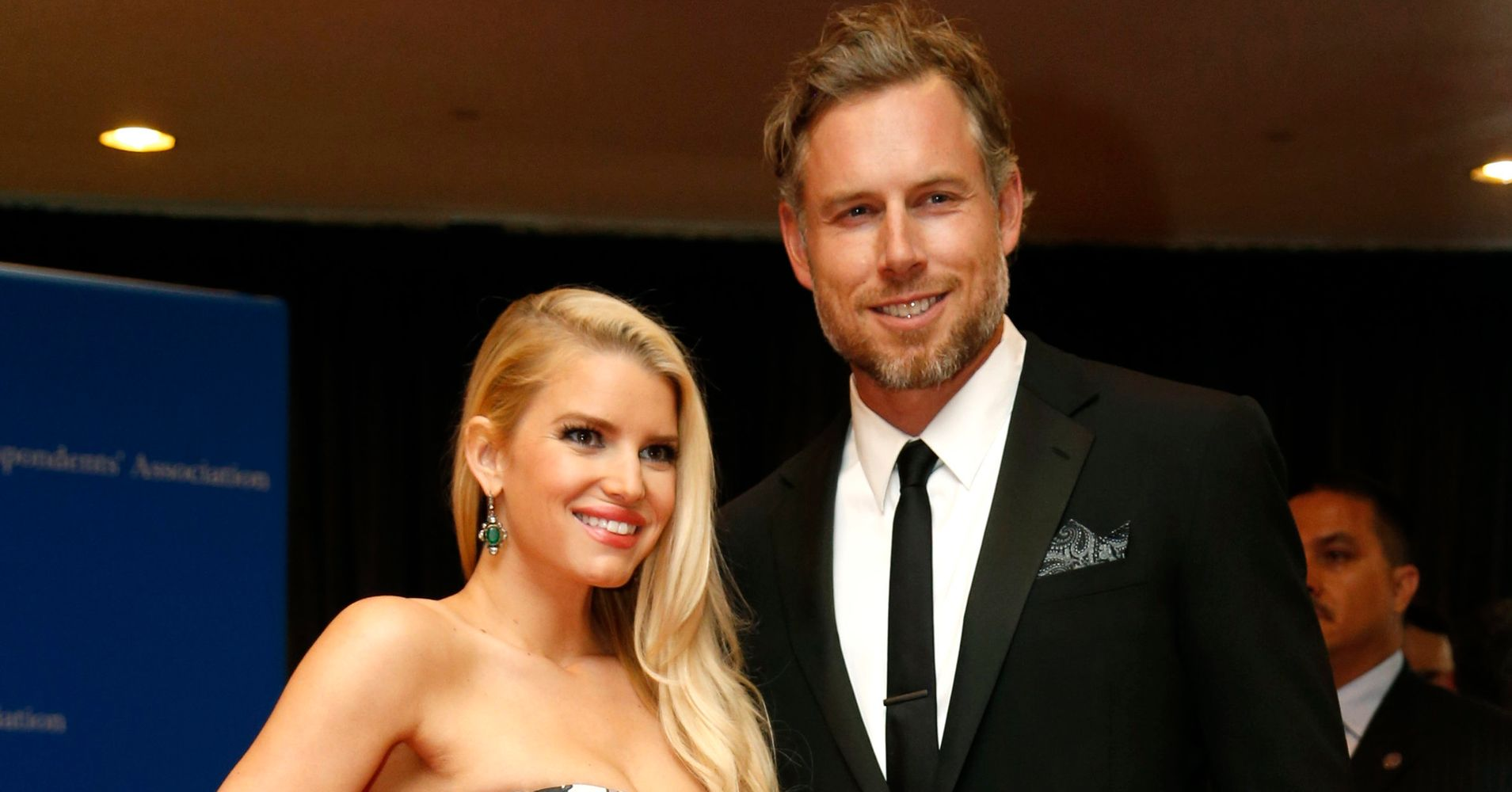 Jessica Simpson Is Pregnant With Her 3rd Child | HuffPost