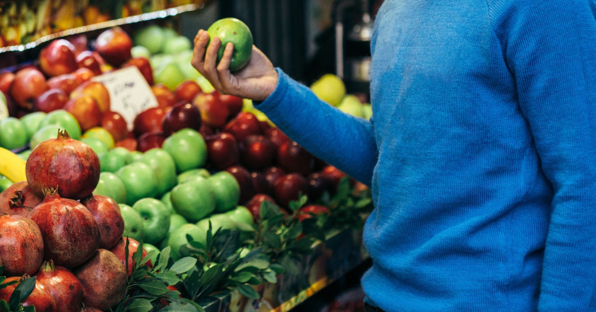Virginia Man Accused Of Rubbing Produce On Buttocks And Putting It Back On Shelves | HuffPost