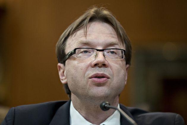 Rolandas Krisciunas,Lithuania's ambassador to the U.S., had urged Walmart to take action...