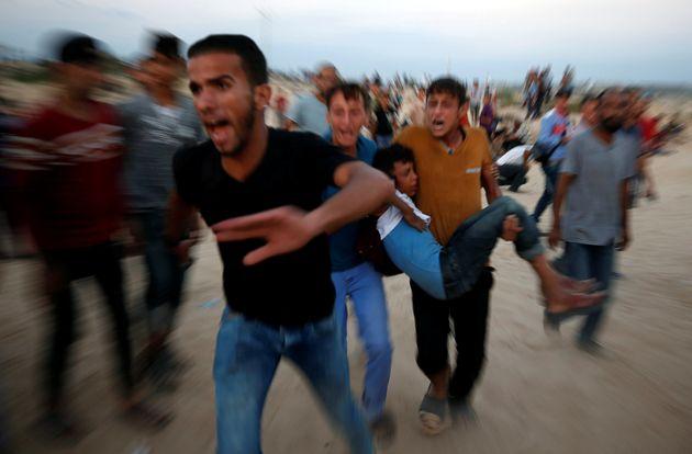 Ένας Παλαιστίνιος σκοτώθηκε στην Παλιά Πόλη της Ιερουσαλήμ, άλλοι δύο στη Λωρίδα της