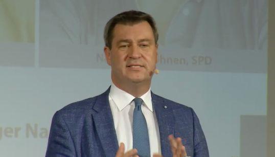 Top-News To Go: Söder erteilt Koalition mit Grünen eine klare Absage – und kanzelt zugleich die AfD