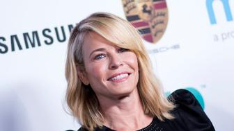 Comedian Chelsea Handler attends the 'Goldie's Love-In', an evening celebrating MindUp Going Global Event, on November 3, 2017, in Beverly Hills, California. / AFP PHOTO / VALERIE MACON        (Photo credit should read VALERIE MACON/AFP/Getty Images)