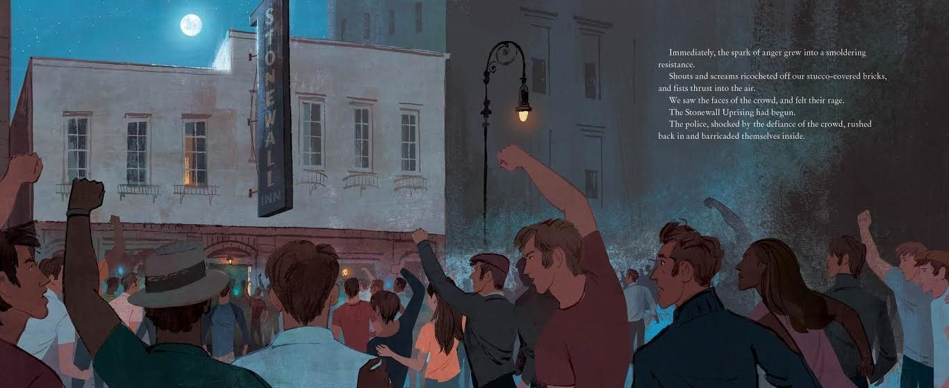 Stonewall Picture Book Will Break Down Historic LGBTQ Rights Moment For